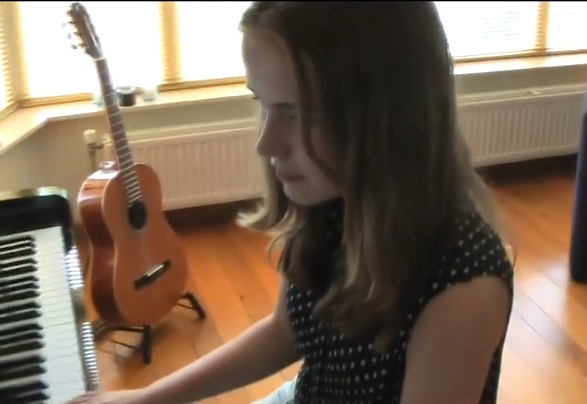 Grieving father posts touching video of daughter after she passed away