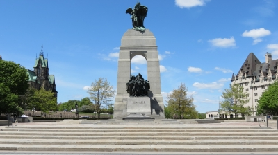 National War Memorial, Elgin St, Ottawa