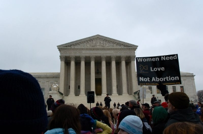 Supreme Court halts pro-life law