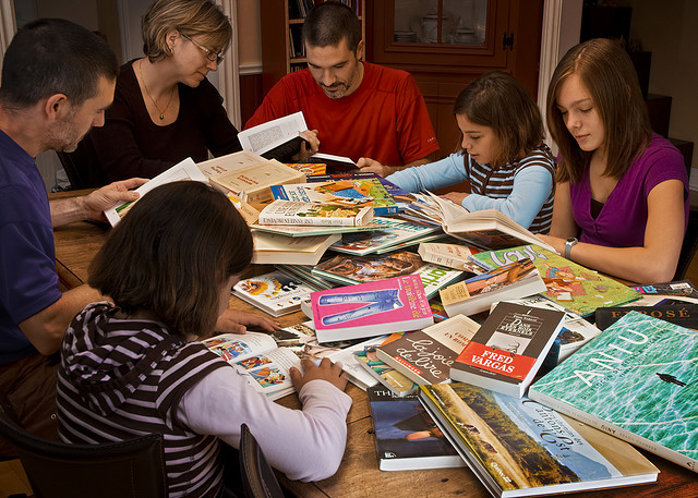 New Oregon campaign encourages parents to foster child literacy skills