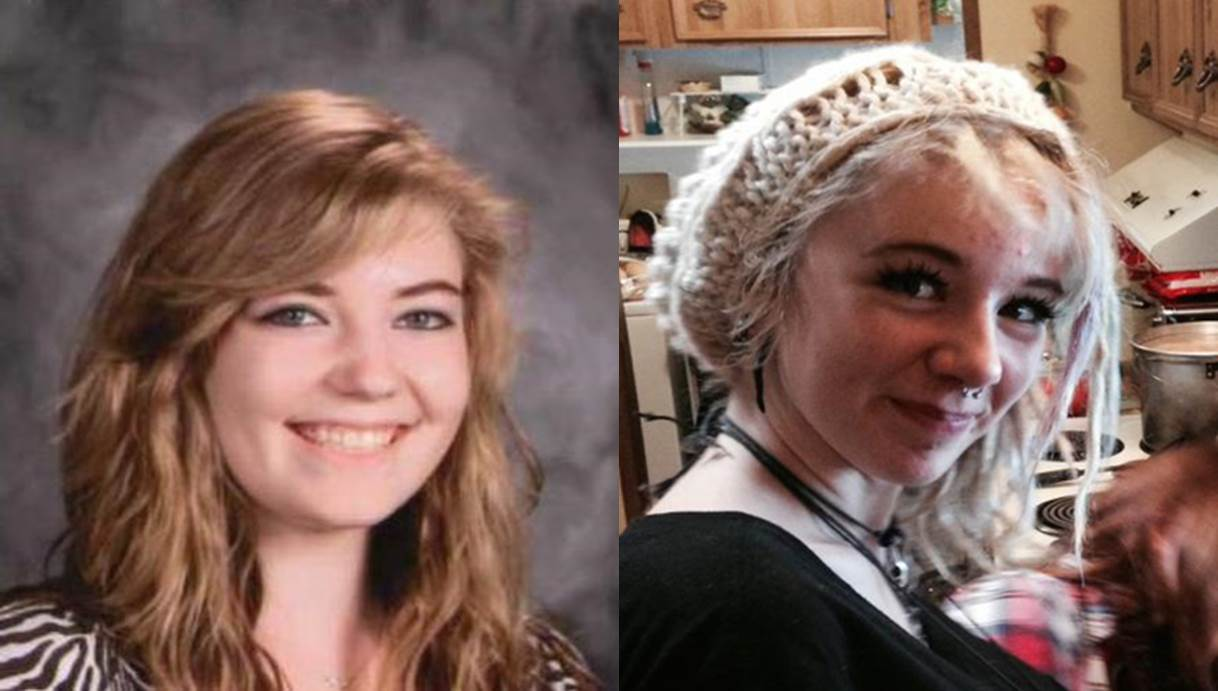 Two teen runaways missing from Ashland, one spotted hitchhiking