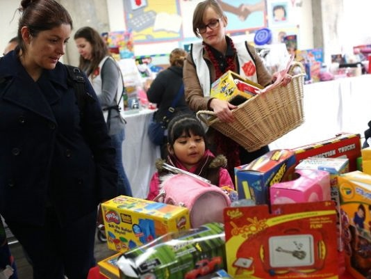 Salem's largest toy drive loses largest donor: how you can help