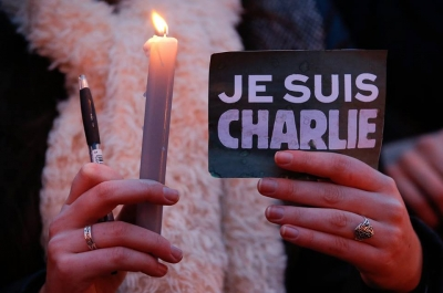 Je suis Charlie supporters