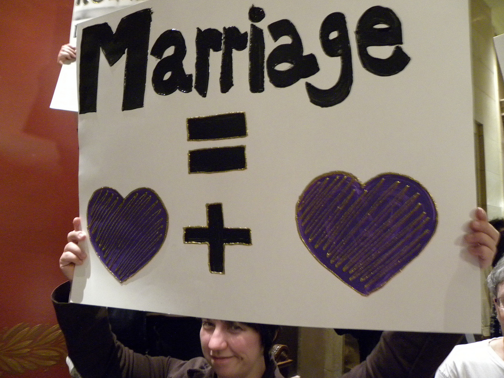 Supreme Court decides to rule on gay marriage