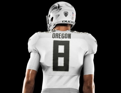Oregon Ducks new championship uniform