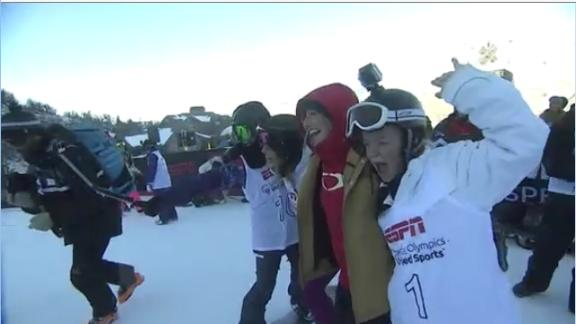 Special Olympian Oregonian wins X Games