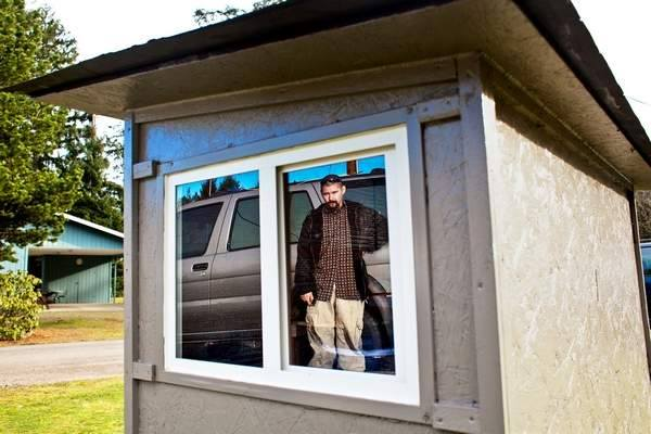'Huts for Hope' giving homeless new way to live