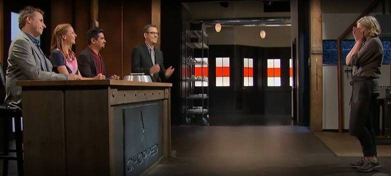 "Beaverton pastry chef wins ""Chocolate Rush!"" Chopped episode"