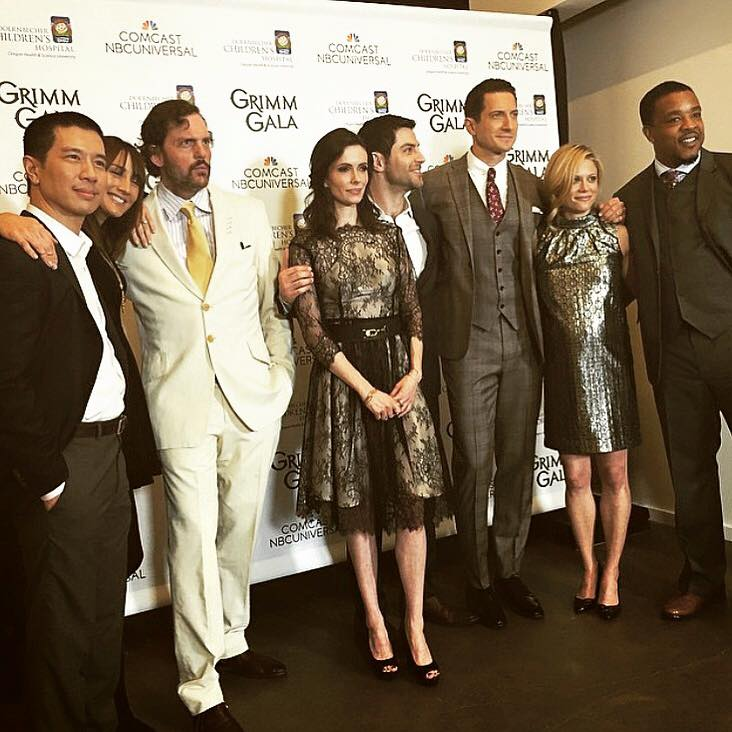 "Portland-based TV series ""Grimm"" raises over $310,000 for OHSU children's hospital"