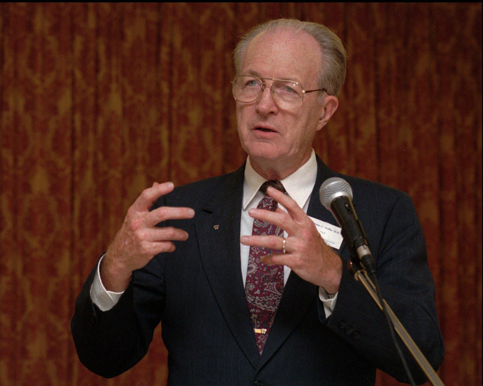 Pro-life activist Dr. John Willke dies at 89