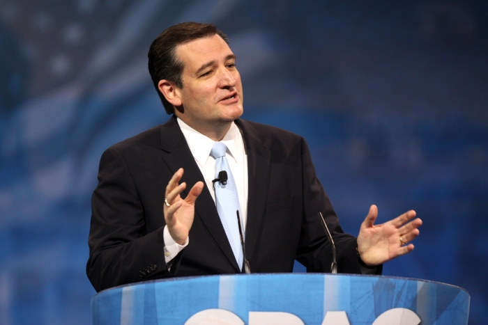 Ted Cruz first candidate of 2016 presidential race