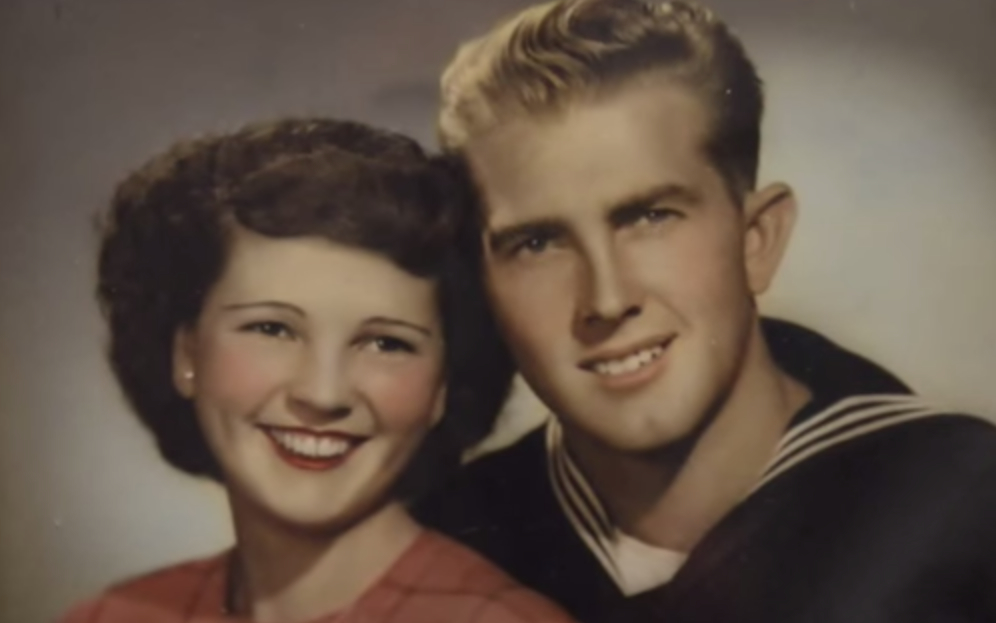 Married for 67 years, couple dies holding hands