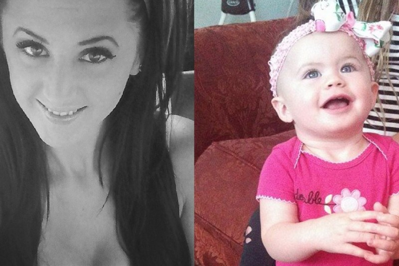 Baby survived 14 hours in river after young mom died in car wreck