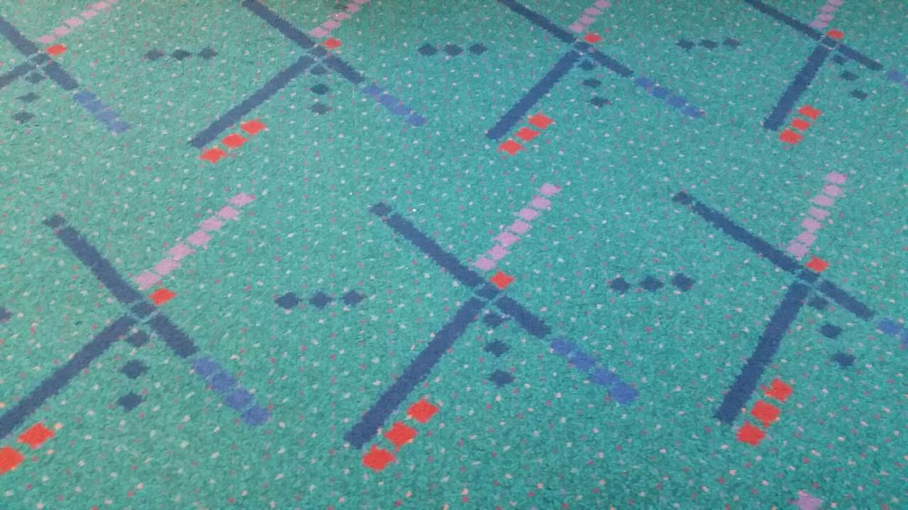 PDX carpet repurposed to new products