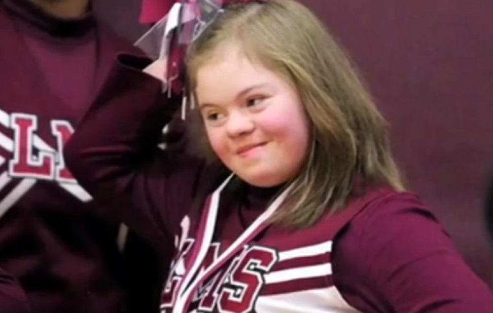 Middle school basketball players defend cheerleader with Down Syndrome against bullies