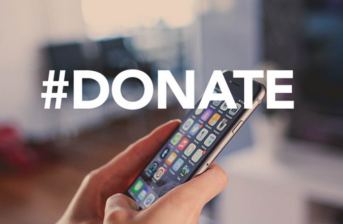 Giving to charity made easy through #Donate Twitter hashtags