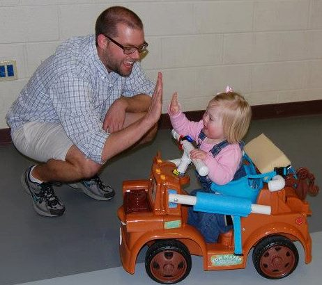 Go Baby Go Comes To Portland Gives Children Freedom With Toy Cars