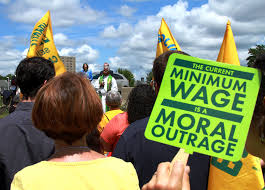 The $15 dollar question: minimum wage discussion receives public hearing