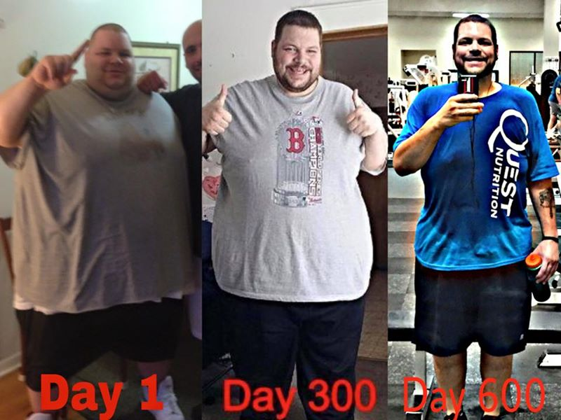 This Music Inspired Man to Lose 425 Pounds