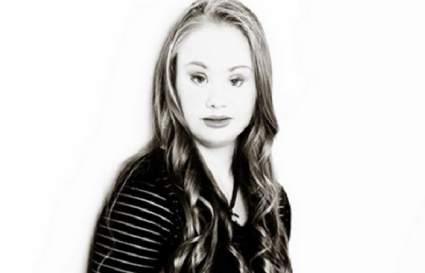 Teen model sets out to change wrong perceptions of Down syndrome