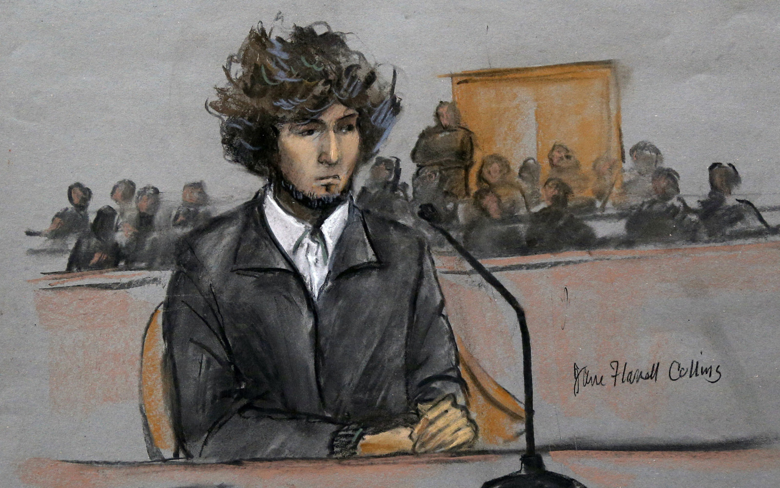 Nun asks that Boston bomber be spared the death penalty