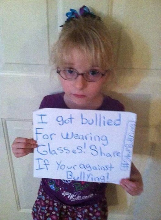Millions join little girl in fight against bullying