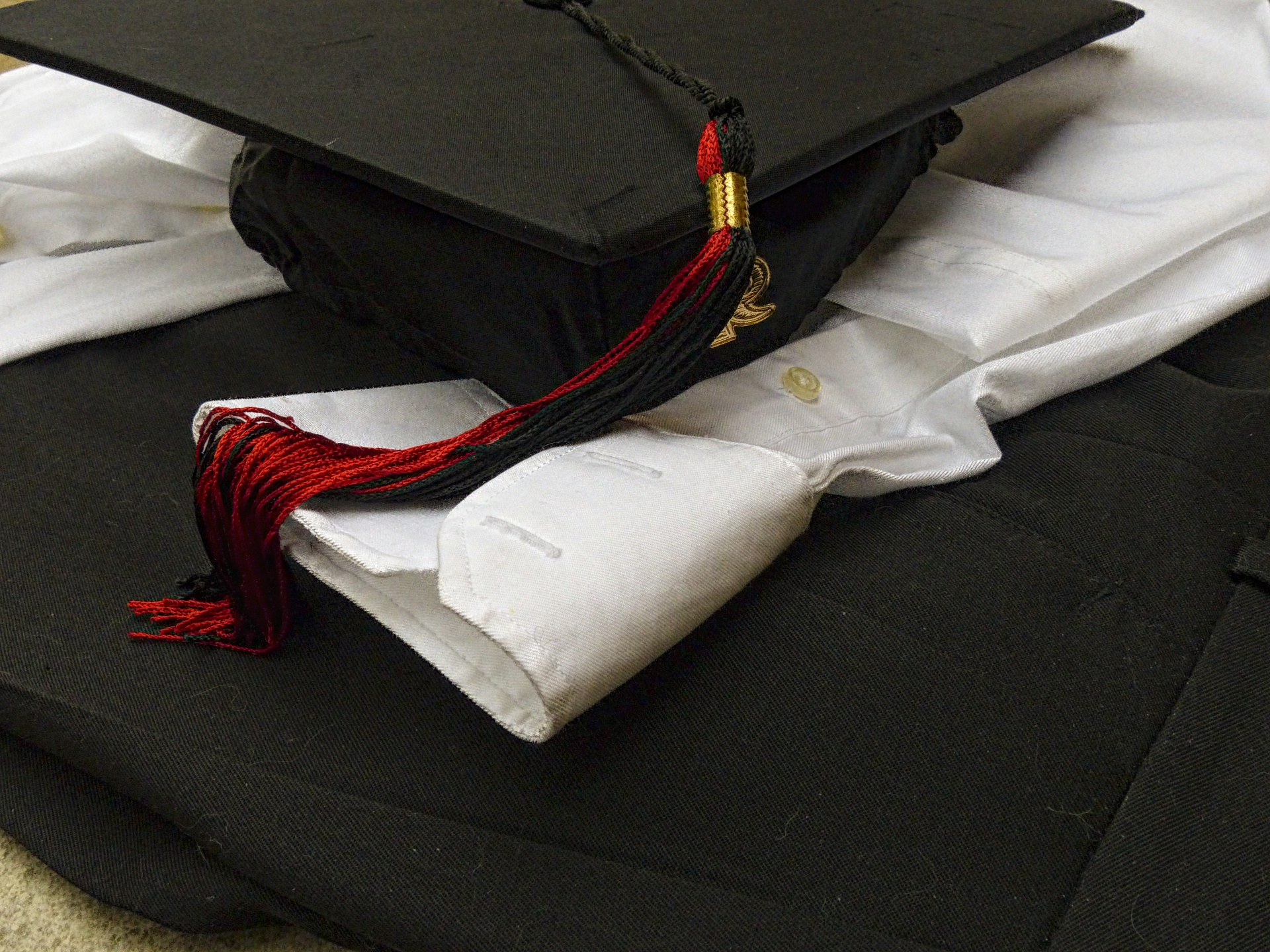 Students participate in second graduation for classmate in coma at East Juniata High School