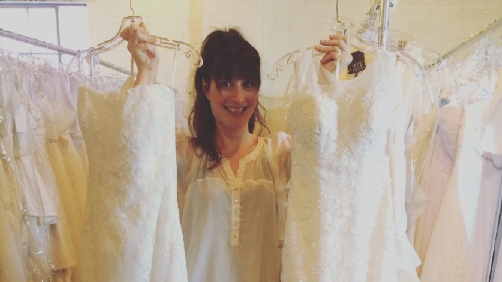 Portland Nonprofit Uses Wedding Dress Sales For Charity