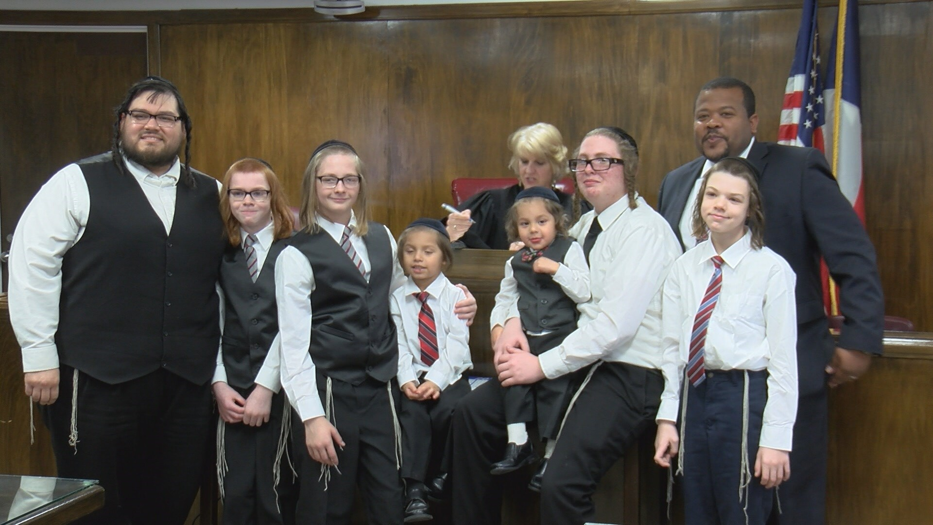 Texas family adopts 6 kids in 4 years