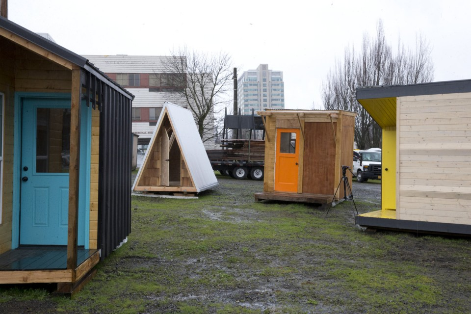 Portland homeowners asked to donate their backyards to build shelters for the homeless