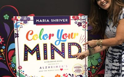 First Coloring Book Appears that is Geared Toward People with Alzheimer's