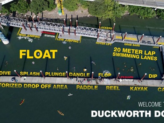 Portland to Open New Willamette River Swimming Area