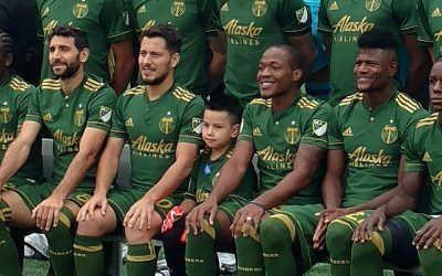 Local Boy Signs with Portland Timbers