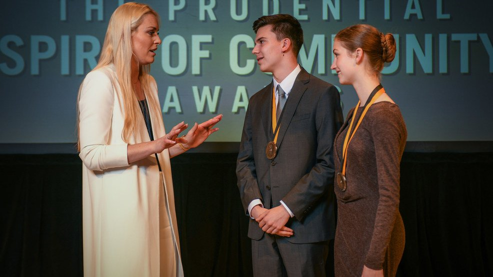 Young Oregonians Receive National Recognition for Community Service