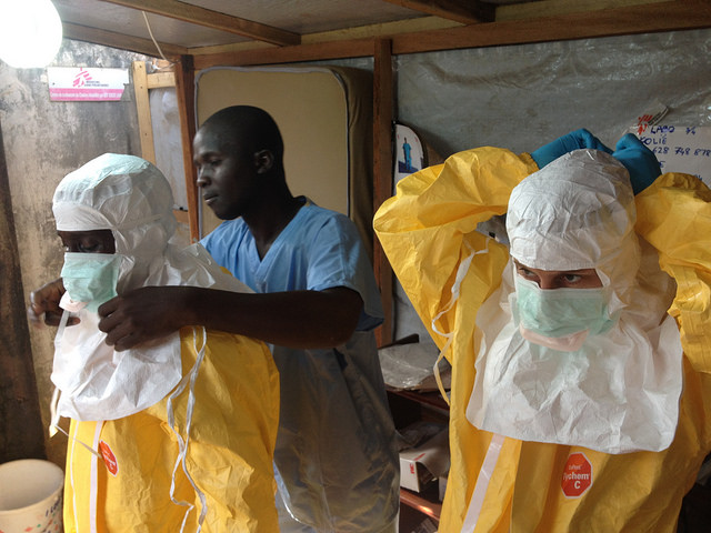 Israeli company invents anti-microbial fabric effective against Ebola