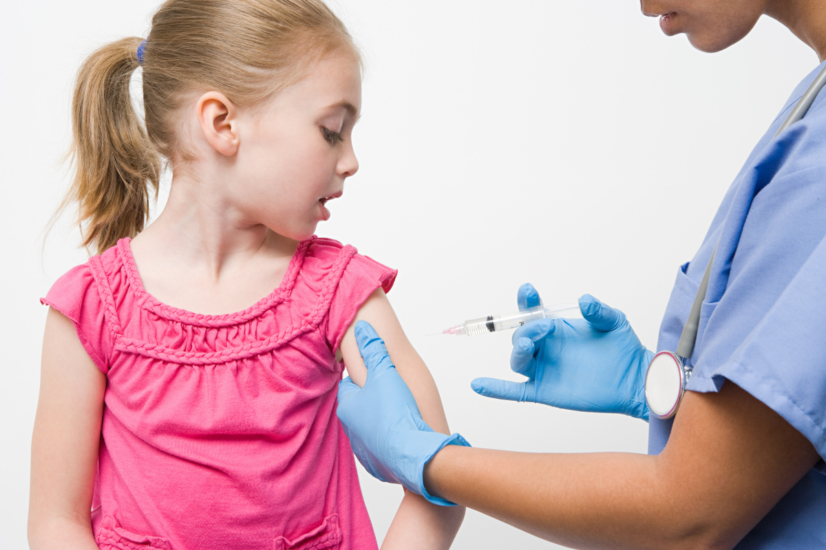 Oregon law to raise vaccination rates in schoolchildren