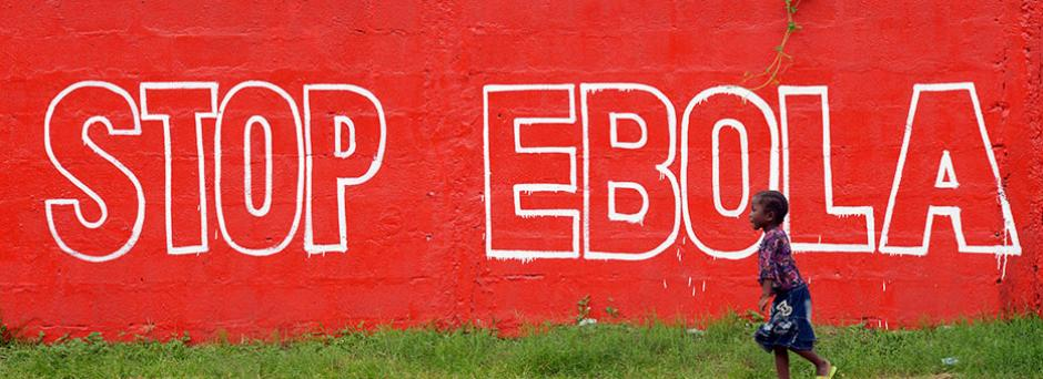 The war on Ebola: worldwide response and where we fit in