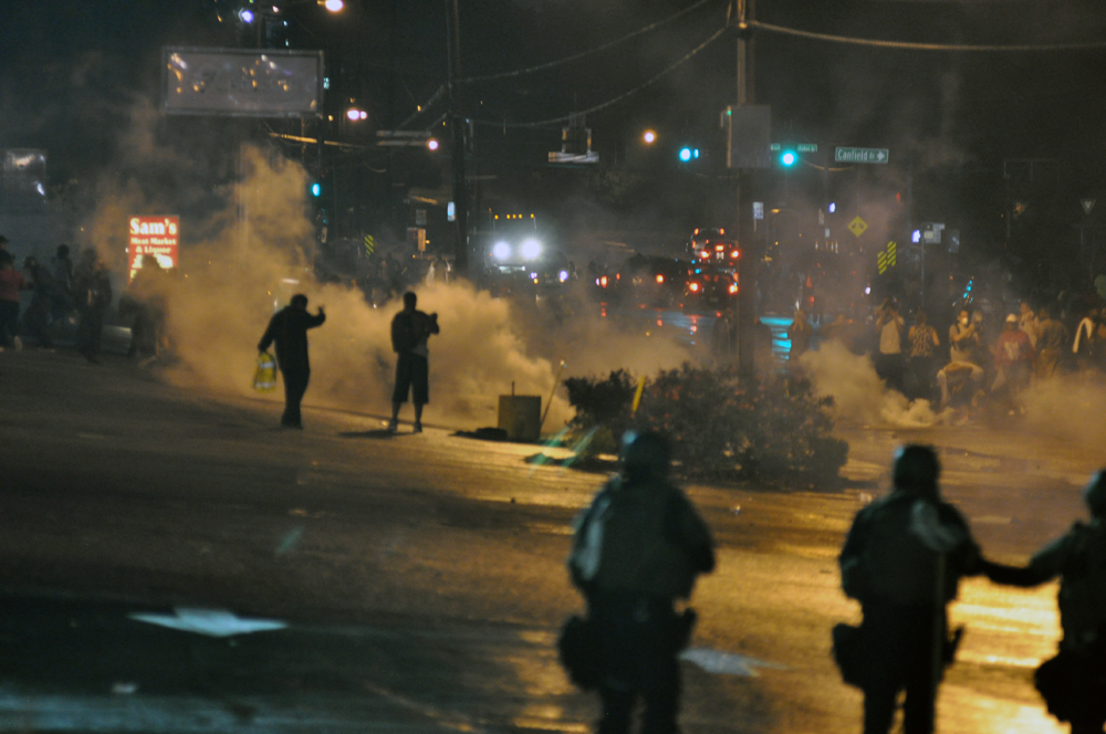Officer found not guilty for shooting Michael Brown, protests from Ferguson to Portland