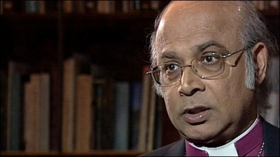 Former Bishop Michael Nazir-Ali