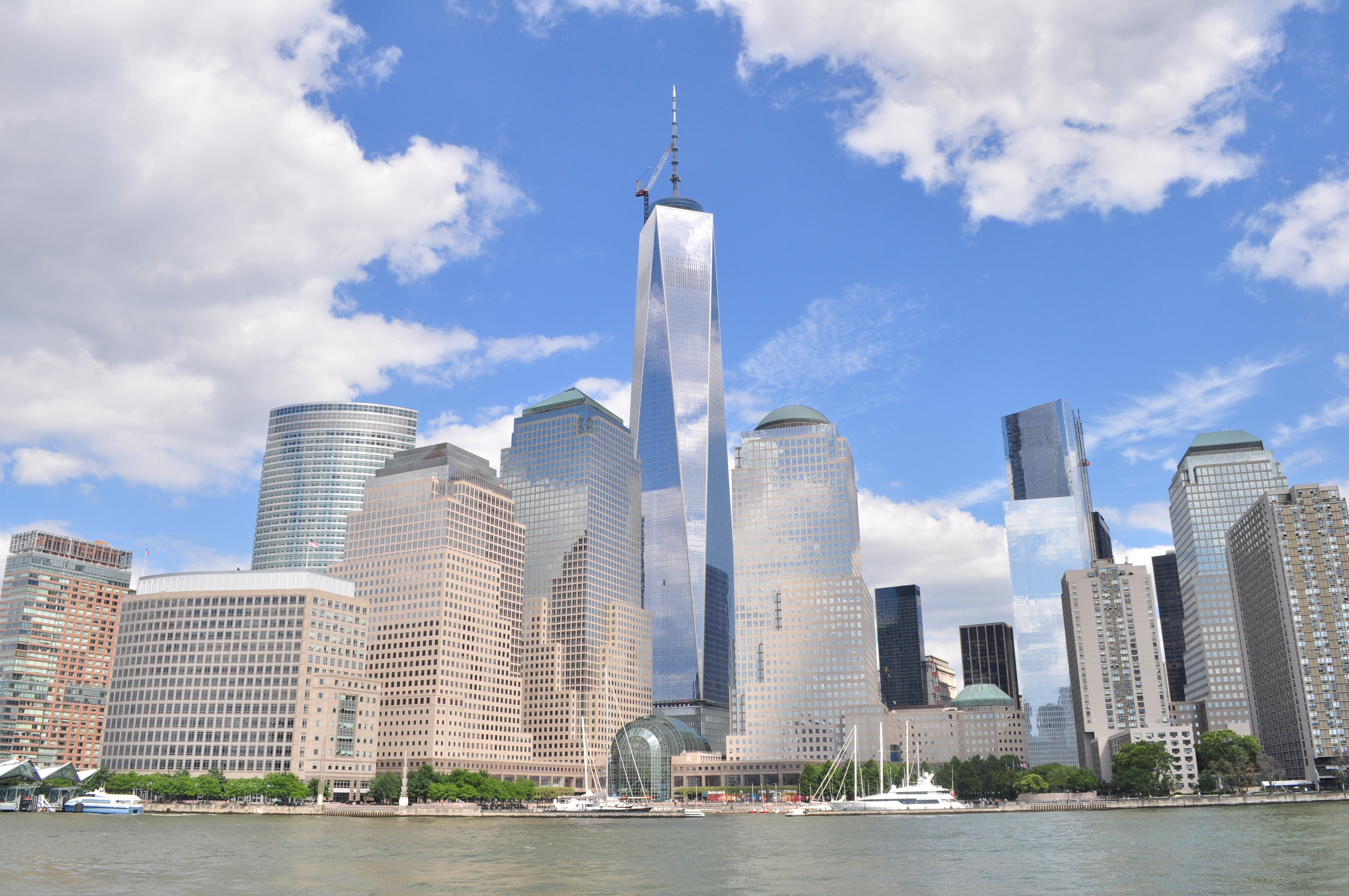 World Trade Center reopens 13 years after 9/11 terrorist attack