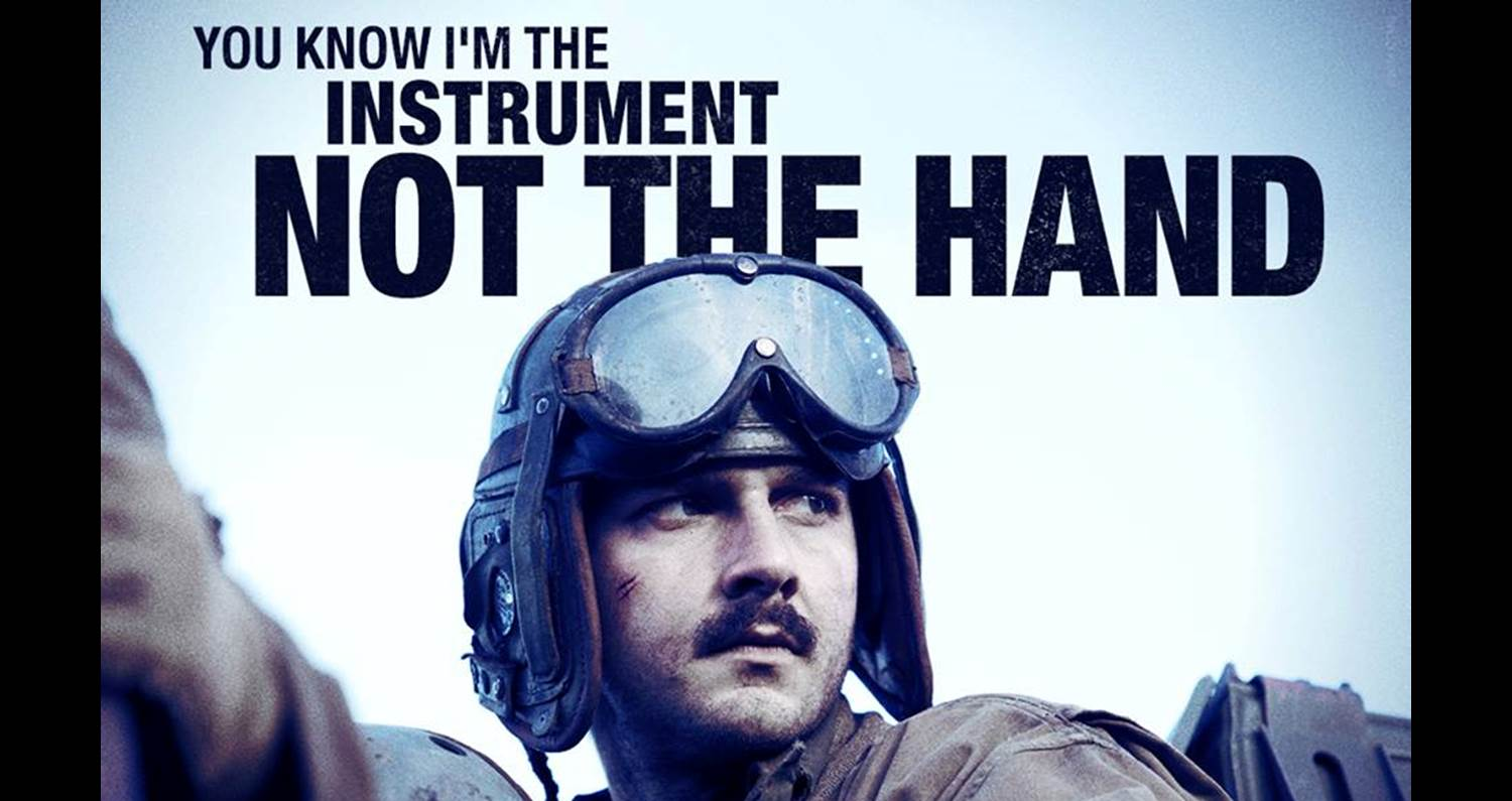 """""""After calamity comes hope:"""" actor Shia LaBeouf's faith-based role prompts spiritual conversion"""