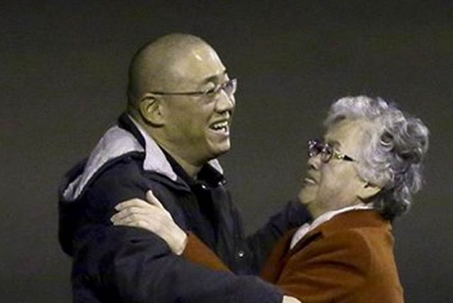 Kenneth Bae released from North Korea, requests American food