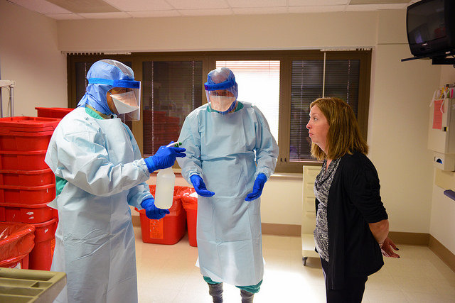 Missionary Dr. Rick Sacra returning to Liberia after surviving Ebola