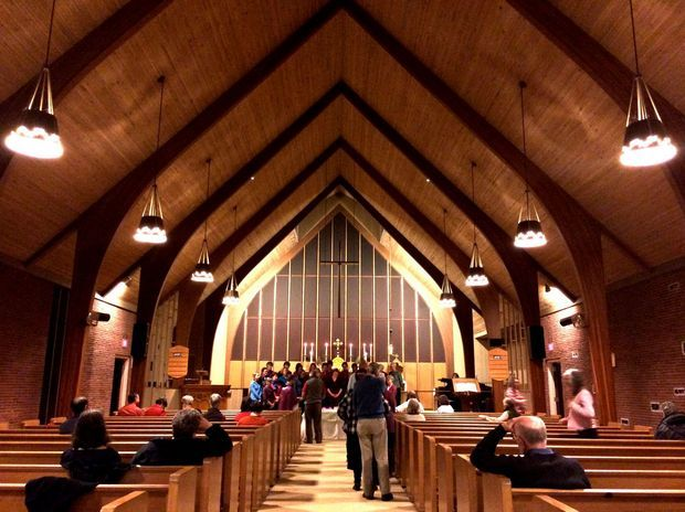 Portland church comforts hurting