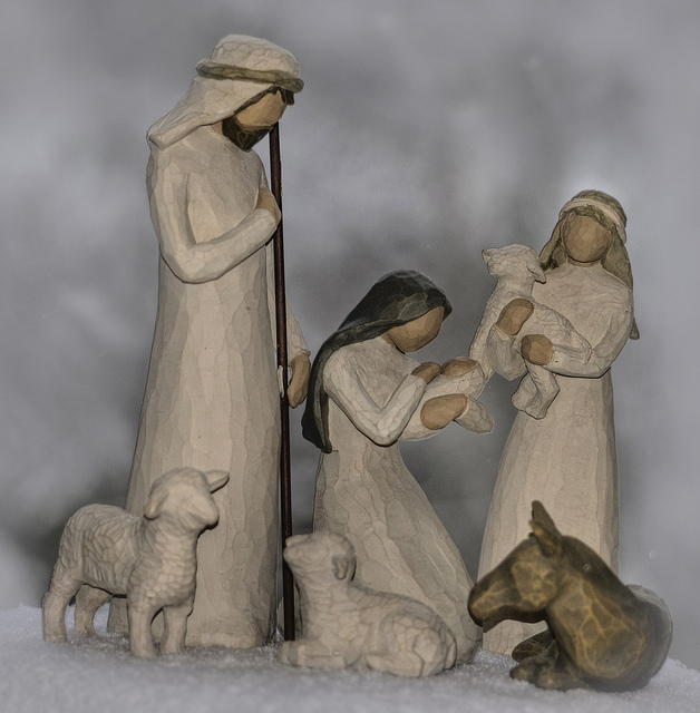 Baby Jesus stolen from manger in Washington state capitol