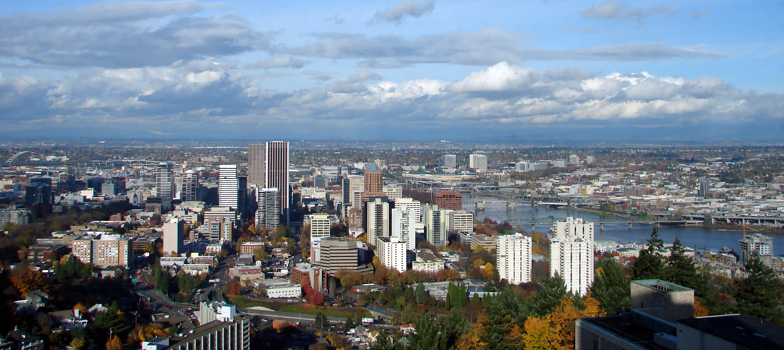"Portland included in National Geographic's ""World's Best Cities"""