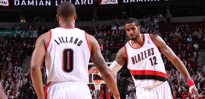 Trail Blazers Lamarcus Aldridge and Damian Lillard ranked among top ten on All-Star list