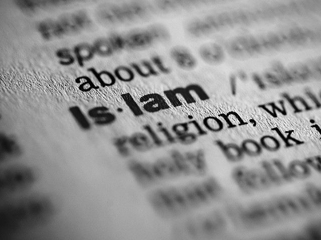 Islamic vocabulary embedded in Common Core high school lessons