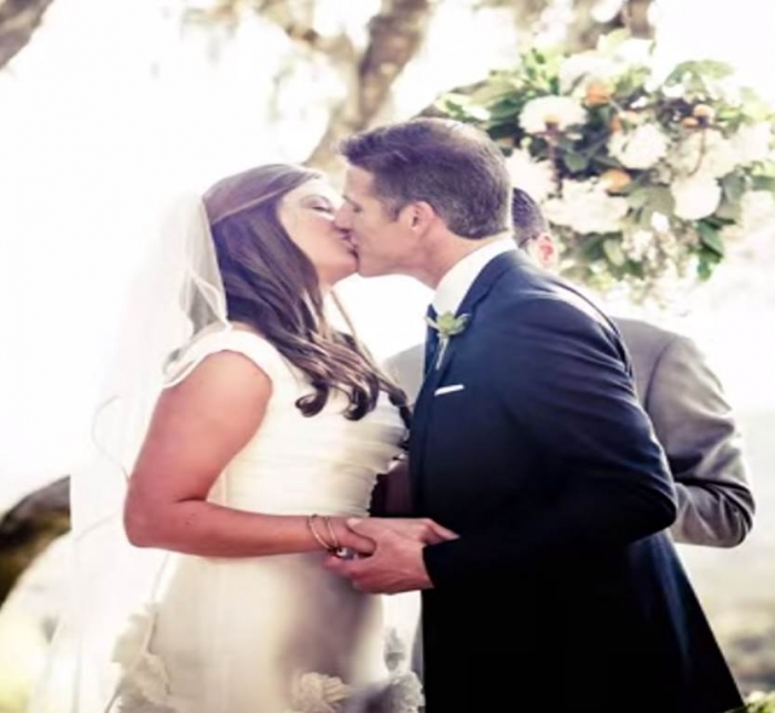 Brittany Maynard and husband Dan Diaz