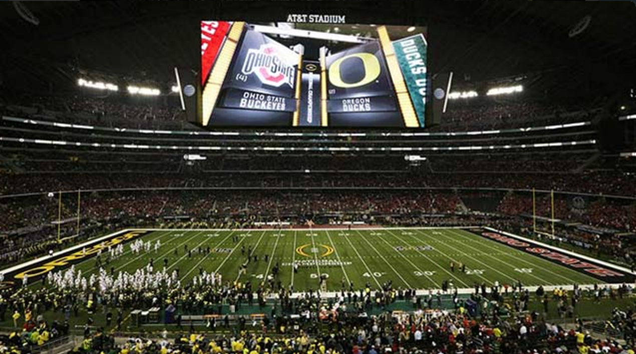 Oregon loses national championship title to Ohio State